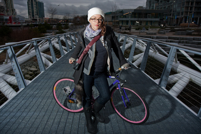 Meg HuffingtonPost Vancouver